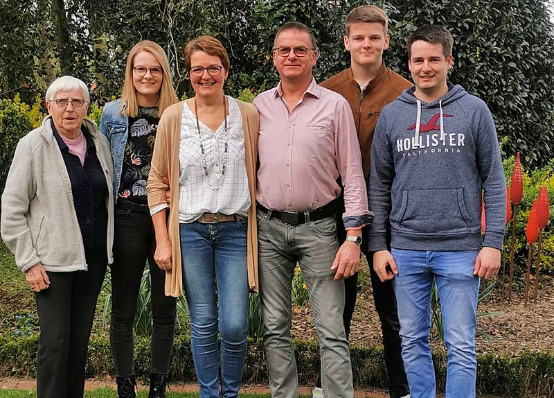Familie Wesselmann